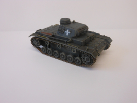 1:72 WW2 German  Panzer III Ausf E