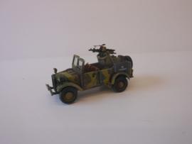 1:72 WW2 German Kfz 4 Twin AA