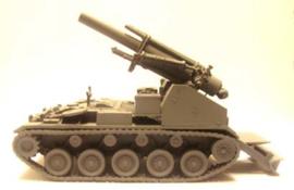 1:72 WW2 American M41 Gorilla SPG