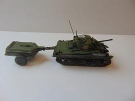 1:72 British M4 Crocodile
