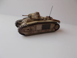 1:72 WW2 German Char B1 Bis