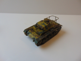 1:72 WW2 German Panzer III Ausf E Command