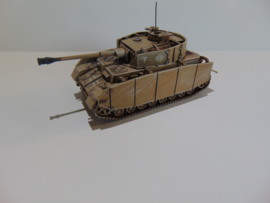 1:72 WW2 German  Panzer IV Ausf H
