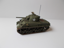 1:72 WW2 American M4A3E8 105mm Sherman