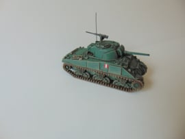 1:72 WW2 British Sherman MK V