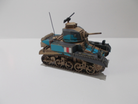 1:72 WW2 British M3 Stuart