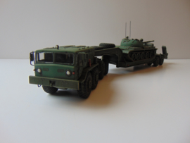 1:72 Russian Maz-537G & Chmzap 5247G Trailer