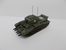 1:72 WW2 British Cromwell CS W/Cullen