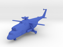 1:350 Russian Mi-6 Heavy Lift Helicopter