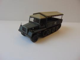 1:72 WW2 German SWS W/Tarp