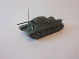 1:72 WW2 Russian T-34/76