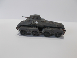 1:72 WW2 German Sdkfz 231 8 Rad