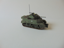 1:72 WW2 American M5A1 Light Tank (late) W/Cullen