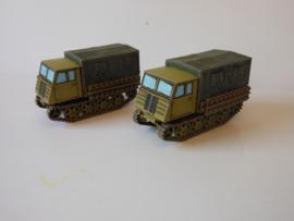 1:72 WW2 German RSO (Late)