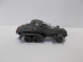 1:72 WW2 German Sdkfz 231 6 Rad