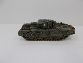 1:72 WW2 British Churchill AVRE 95mm Petard