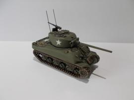 1:72 WW2 American M4A1 76(W) Sherman