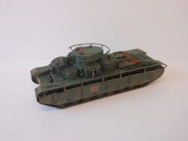 1:72 WW2 Russian T-35