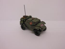1:76 WW2 British Daimler Scout