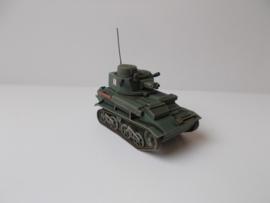 1:72 WW2 British Vickers MK VI