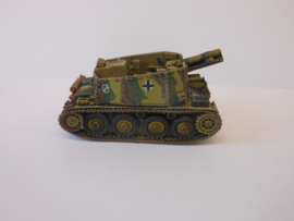 1:76 WW2 German Grille 150mm Ausf H
