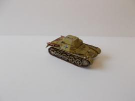 1:72 WW2 German Leichte Funk  Panzer I Ausf A