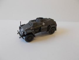 1:72 WW2 German Sdkfz 221
