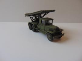 1:72 WW2 Russian Zis 6 Katuysha Rocket