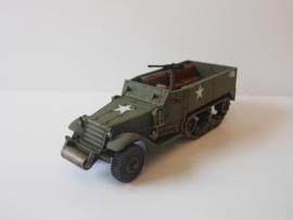 1:72 WW2 American M3A1 Halftrack