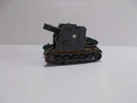 1:76 WW2 German Panzer I Ausf B 15cm Sig 33