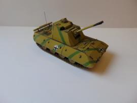 "1:72 German E-100 Flakpanzer ""Sudwind"""