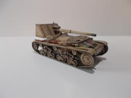 1:72 WW2 Italian SPGs