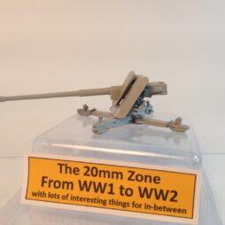 1:72 German 8.8cm Pak 43
