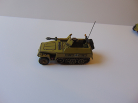 1:72 WW2 German Sdkfz 250/10 Neu W/Charge