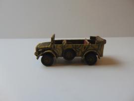 1:76 WW2 German Horch Utility Car