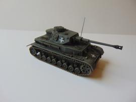 1:72 WW2 German  Panzer IV Ausf F2