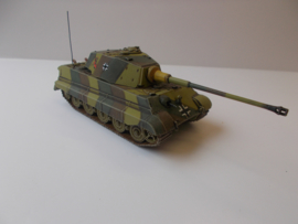 1:72 WW2 German Tiger II 88mm L71