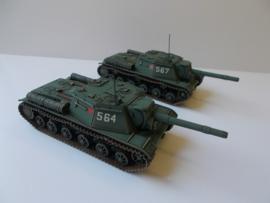1:72 WW2 Russian SU-152