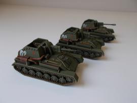 1:72 WW2 Russian SU-76