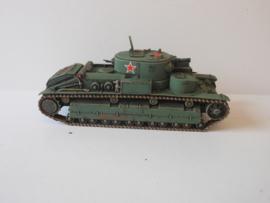 1:72 WW2 Russian T-28