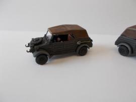 1:72 WW2 German Kubelwagen