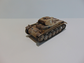 1:72 WW2 German Panzer II Ausf B