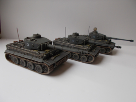 1:72 WW2 German Tiger I (Late)