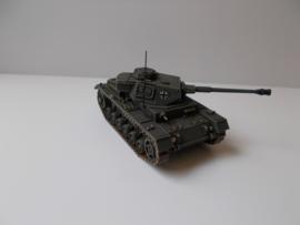 1:72 WW2 German  Panzer III Ausf K