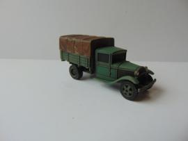 1:72 WW2 Russian Gaz AA Truck