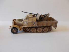 1:72 WW2 German Sdkfz 7/2 Armoured