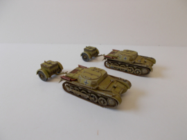 1:72 WW2 German Munitionschlepper Panzer I Ausf A