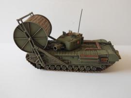 1:72 WW2 British Churchill AVRE Bobbin