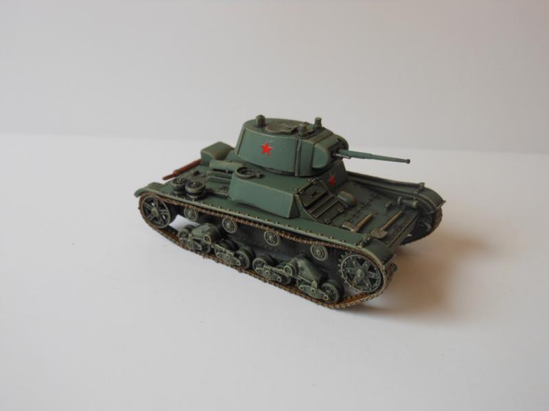 1:72 WW2 Russian T-26S