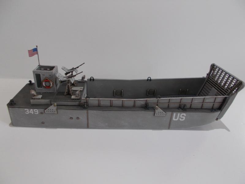 1:72 WW2 American LCM 3